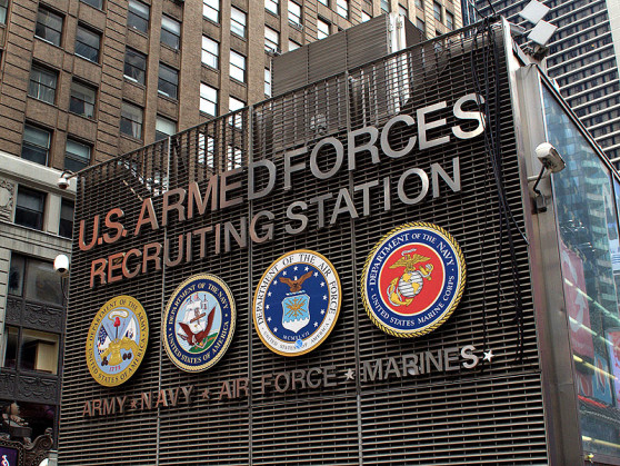 U.S Armed Forces Recruiting Station