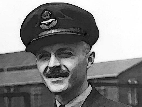 Flight Lt. David Ernest Hornell